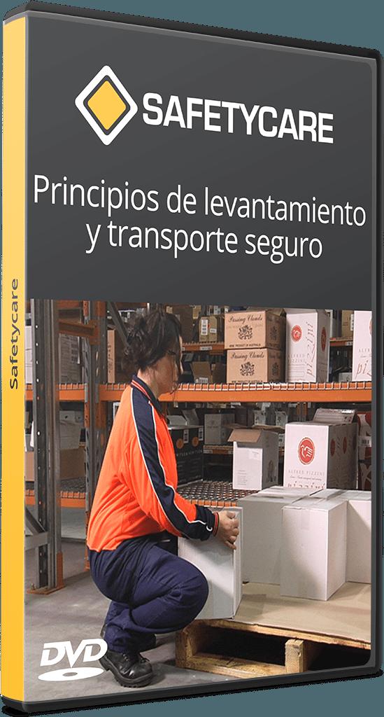 Principios de levantamiento y transporte seguro - Safetycare